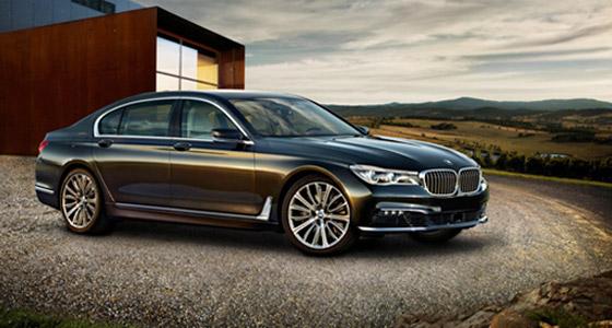 BMW chauffeur services