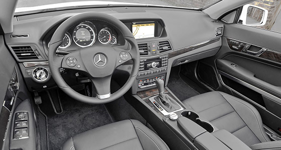 Mercedes chauffeur London