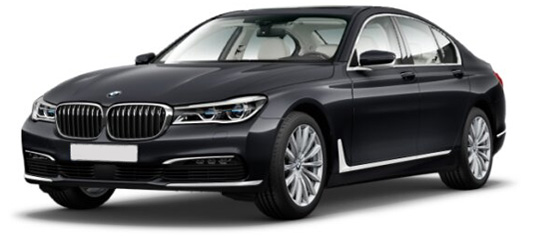 London Chauffeur Service - BMW 7 Series