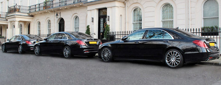 London chauffeur cars