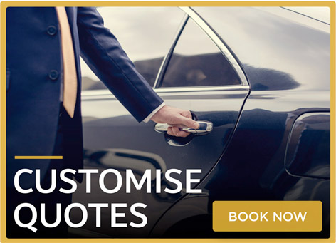Customise quotes chauffeur