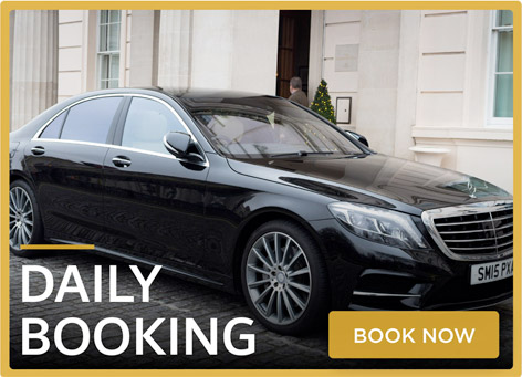 Daily booking chauffeur