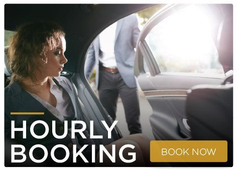 Hourly booking chauffeur