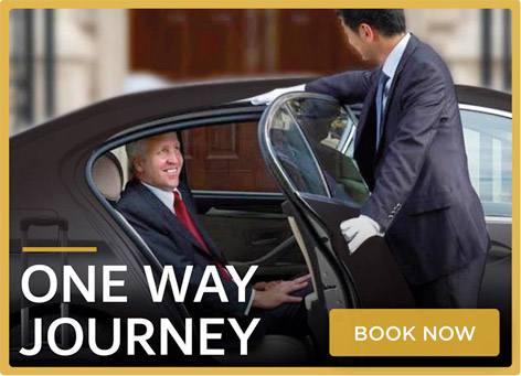 One way journey chauffeur