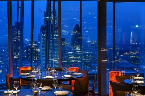 best restaurant london