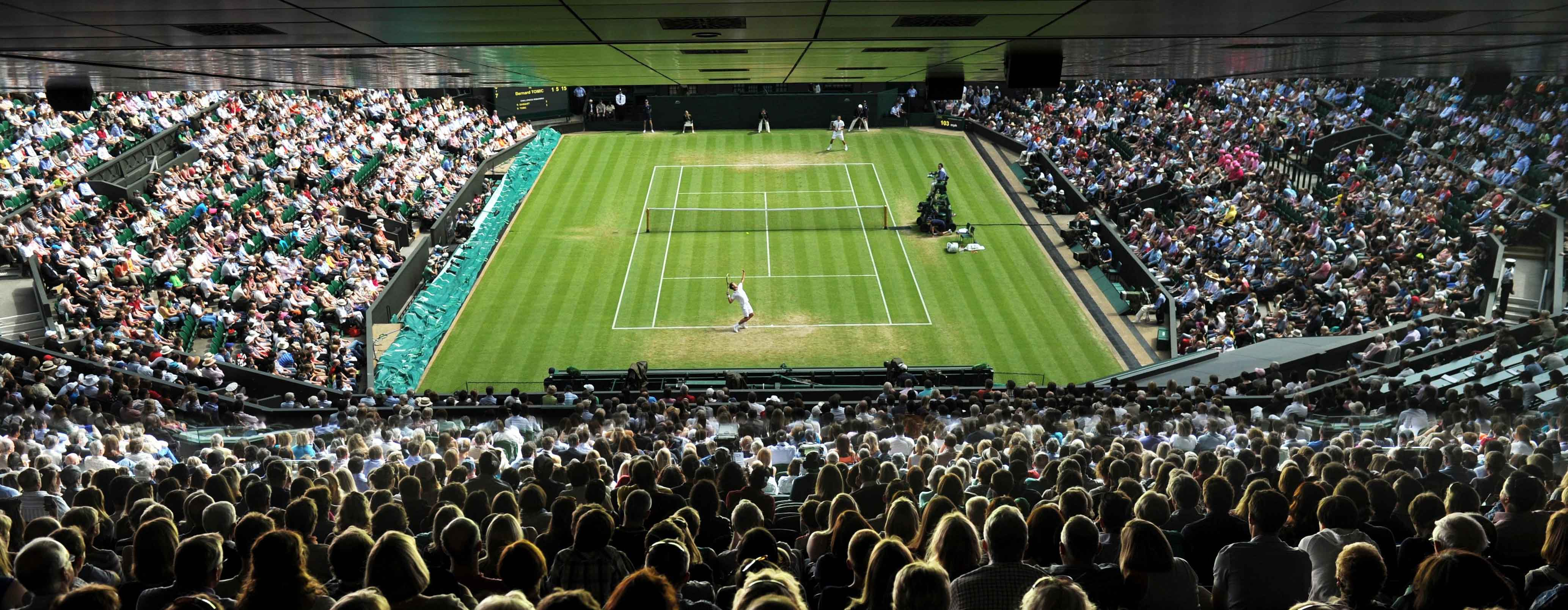 Wimbledon chauffeur