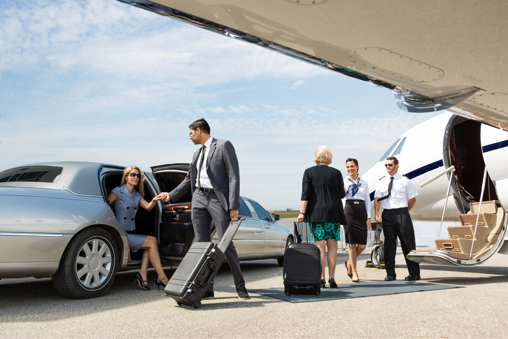 private airport chauffeur